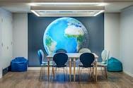 The Globe Wall